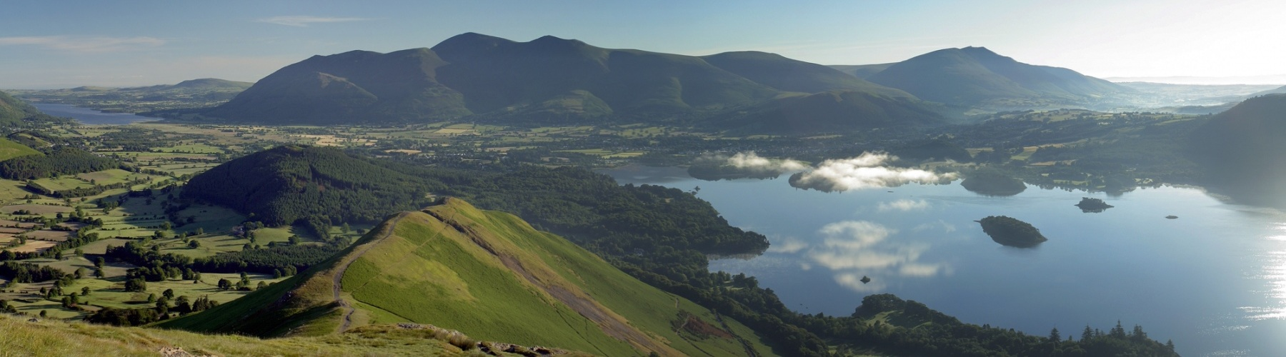 P0026-Summer-Sunrise-from-Catbells-looking-over-Derwent-Water